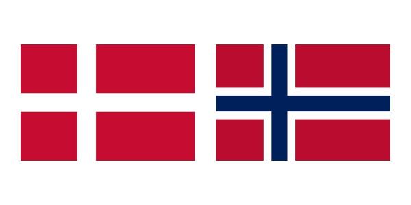 Danmark vs Norge